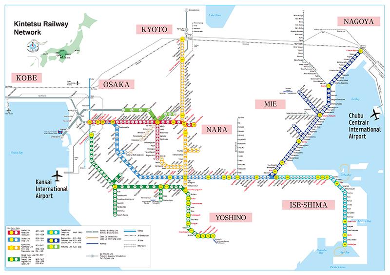 Spoorwegen van Kintetsu